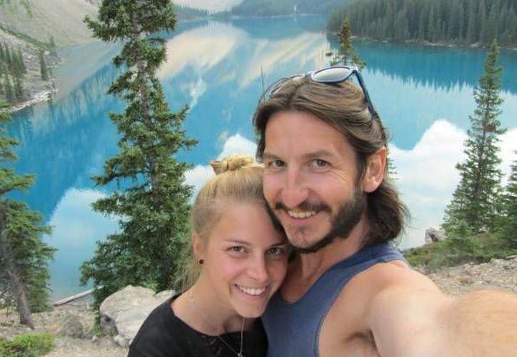 Él y su novia realizaban un viaje por Playa del Carmen cuando ocurrió todo. (Foto de Contexto/Internet)