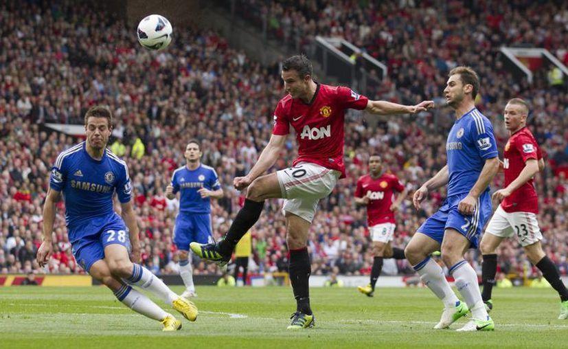 Después de vencer al ManU, el Chelsea se prepara para enfrentar al Tottenham. (Agencias)