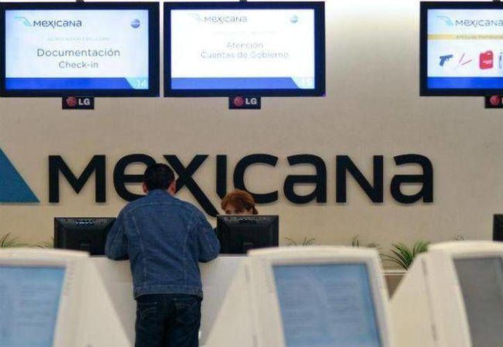 El síndico designado para Mexicana de Aviación tiene tres días para tomar protesta. (Archivo/Notimex)