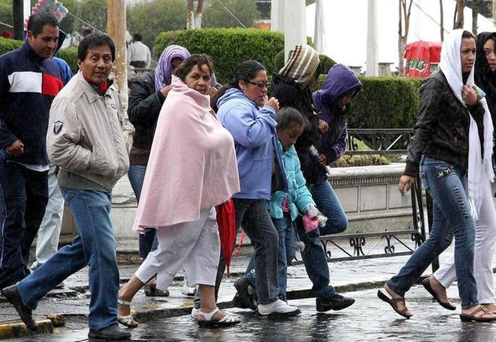 La temperatura mínima histórica registrada para un mes de diciembre en la Ciudad de México fue de menos 10 grados Centígrados. (ABC Michoacán)