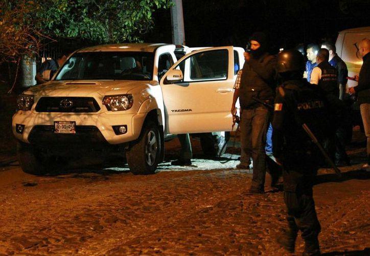 Las muertes violentas repuntan en Sinaloa. (Archivo/Notimex)