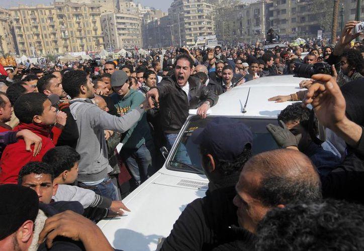 Egipto y los disturbios recientes.(Agencias)