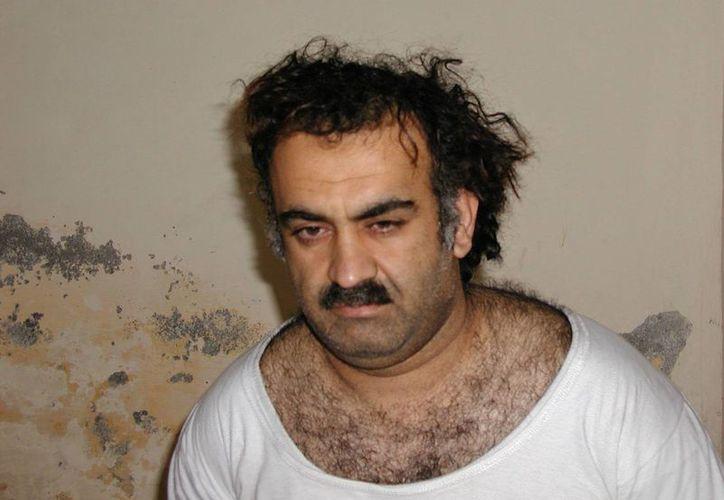 Jalid Sheij Mohamed diseñó una aspiradora en prisión. (Agencias)