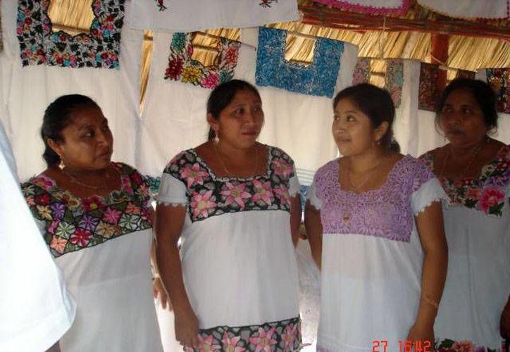 """""""Deben ser los indígenas los que hablen, los que discutan y determinen las leyes y los programas que necesitan para su desarrollo"""", sostuvo el presidente de la asociación civil Kuxa'ano'on. (Jorge Carrillo/SIPSE9"""