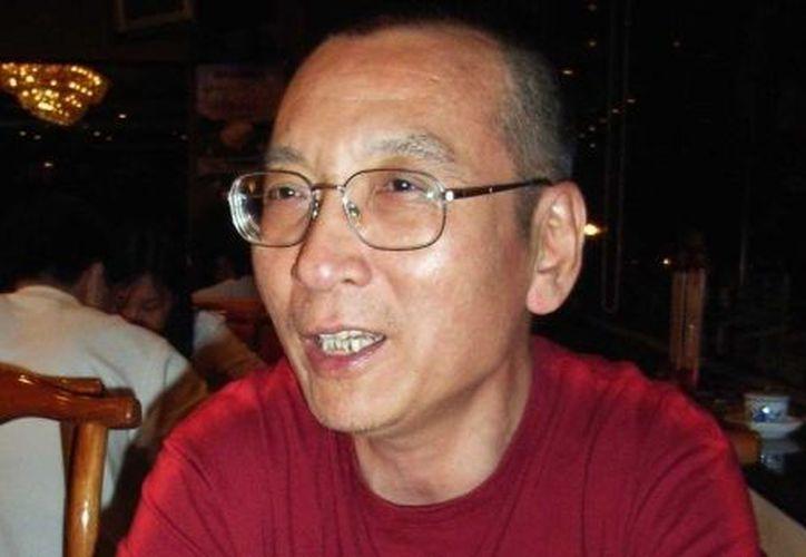 Liu Xiabo ha estado en prisión desde 2009. (Archivo AP)