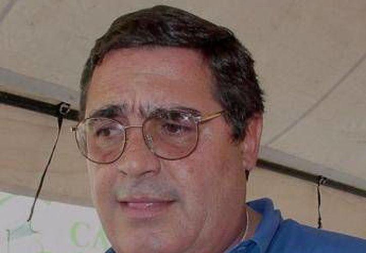 Fernando García Zalvidea fue trasladado a un hospital privado de la Ciudad de México, el 29 de octubre. (Archivo/SIPSE)