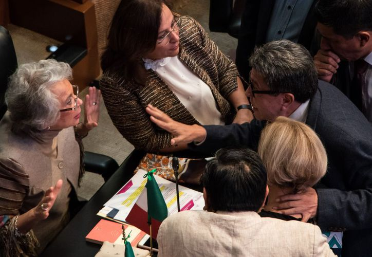 Morena plantea la creación del Instituto Mexicano de Regulación y Control de Cannabis. (Foto: Cuarto Oscuro)
