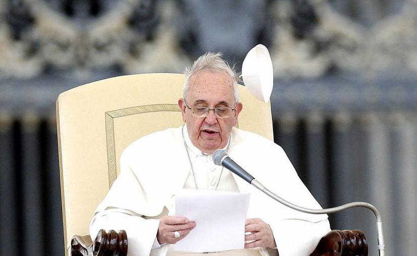 El argentino Jorge Mario Bergoglio logró entrar al corazón de millones de personas. (EFE)