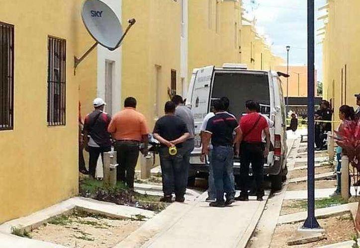 El fraccionamiento Villas Otoch Paraíso y la Sm 66 son las zonas identificadas por las autoridades como las más conflictivas de Cancún. (Eric Galindo/SIPSE)