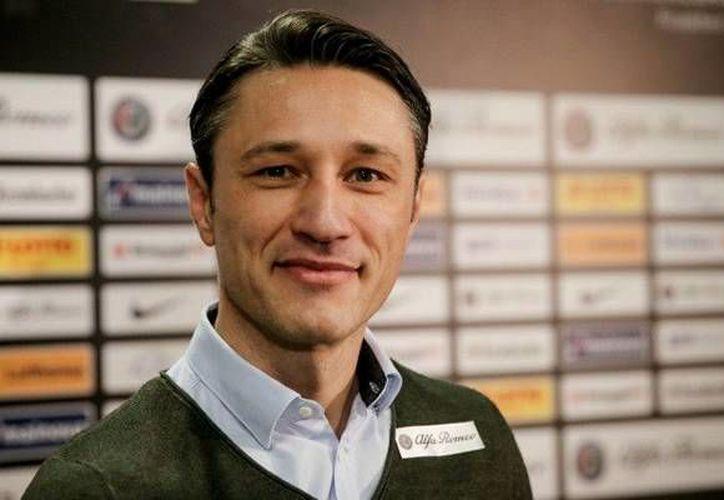 Niko Kovac sucederá al destituido Armin Veh  en el equipo de Marco Fabián. (Foto tomada de Facebook/Eintracht Frankfurt e.V.)