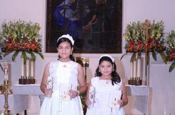 Reciben a Jesús sacramentado