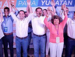 Vila Dosal: El triunfo  ya nadie nos lo quita