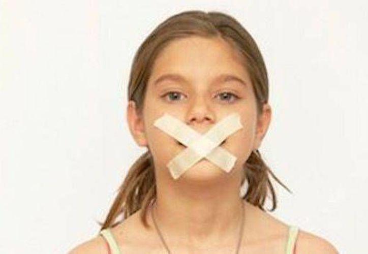 Los cinco menores de siete años aseguraron que la docente los amarró porque no soportaba sus gritos y juegos durante el recreo. (horacero.com.mx/Foto de contexto)