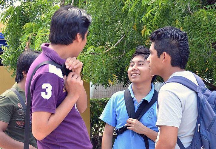 El Iepac quiere concientizar a los jóvenes sobre la importancia de cuidar los comicios, por eso realiza charlas en las universidades para reclutarlos como observadores. (Milenio Novedades)
