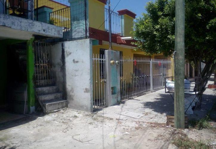 Una pareja se suicidó tras discutir durante la madrugada en una cuartería de Cancún. (Eric Galindo/SIPSE)