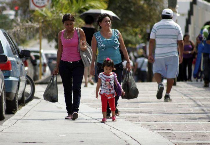 El 100% de infantes, en alguna ocasión de su vida sufren al menos un tipo de violencia intrafamiliar. (Enrique Mena/SIPSE)
