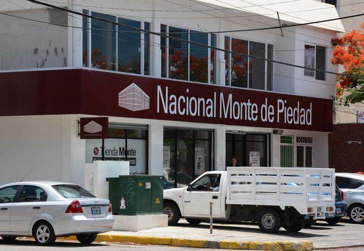 El Registro Público de Casas de Empeño protege al consumidor de un trato abusivo por un establecimiento. (Victoria González/SIPSE)