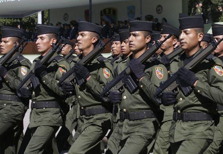 Son 8 los mexicanos que forman parte de las Fuerzas Armadas quienes se unirán a operativos de paz de la ONU, con lo que al final de este año serán 12 en total. (Notimex/Foto de contexto)