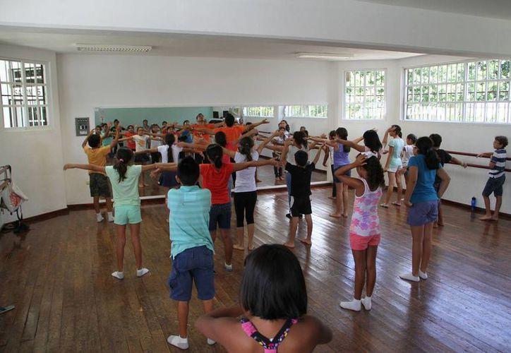 La Escuela de Iniciación Artística comenzará clases con grupos para niños de entre 10 y 13 años, con un cupo de 120 alumnos, divididos en dos grupos. El ciclo empieza el próximo 14 de octubre. (Redacción/SIPSE)