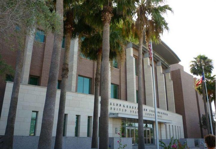 El proceso contra Osiel Cárdenas hijo se desarrolla en la Corte Federal de Distrito Sureste en Brownsville, Texas, que aparece en la imagen. (txs.uscourts.gov)