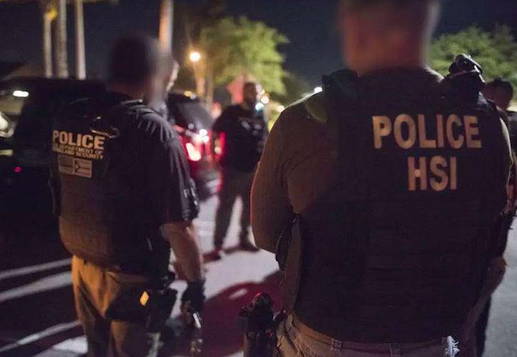 El inmigrante de Liberia fue sentenciado este jueves en un tribunal federal a 30 años de prisión por fraude inmigratorio y perjurio. (Foto: ICE vía La Opinión)