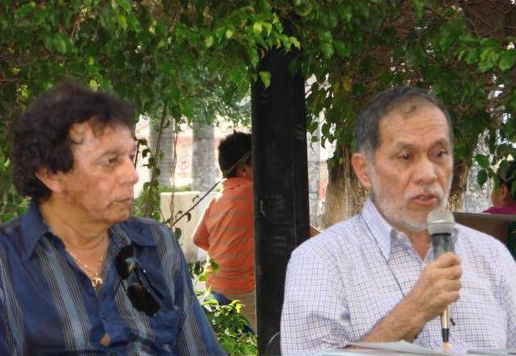 Habló sobre su fuente de inspiración que son su dos hijas. (Manuel Salazar/SIPSE)