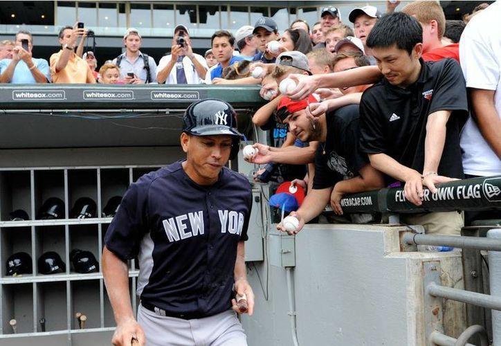 Alex Rodríguez no esperaba que su denuncia contra la MLB fuera enviada a una corte federal. (Agencias)