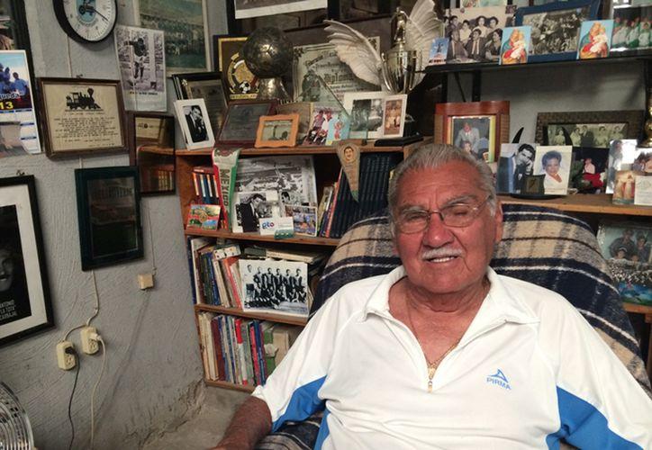 """Antonio """"La Tota"""" Carbajal relató cómo fue el momento en el que entraron a robar con violencia a su casa. (Milenio)"""