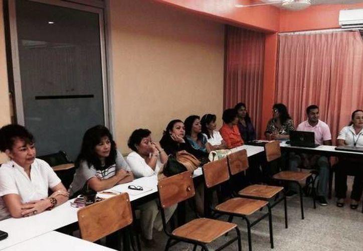 El objetivo de este curso es que incrementen sus conocimientos y habilidades para mejorar su ortografía y redacción. (Redacción/SIPSE)