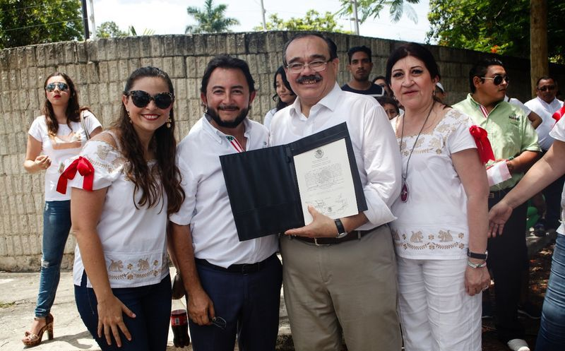 Jorge Carlos Ramírez Marín alcanzó, con el apoyo de los yucatecos, el Senado de la República. (Milenio Novedades)