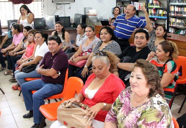Muchos de los delegados fueron resultado de candidaturas de unidad. (Milenio Novedades)