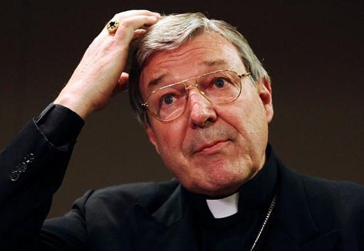 El cardenal australiano George Pell obtuvo permiso del Vaticano para ir a su país a comparecer ante la justicia por cargos de pederastia.  (Periodista Digital)