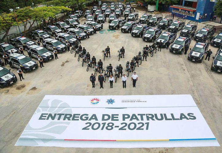 Se trata de la primera entrega que se realizará en los cuatro sectores en que está dividida la ciudad. (Eric Galindo/SIPSE)