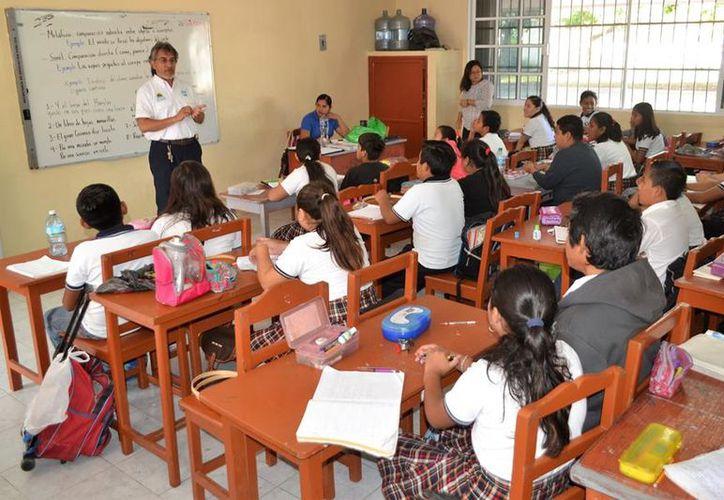 En el conclave se espera la participación de más de 120 infantes de Cozumel. (Redacción/SIPSE).