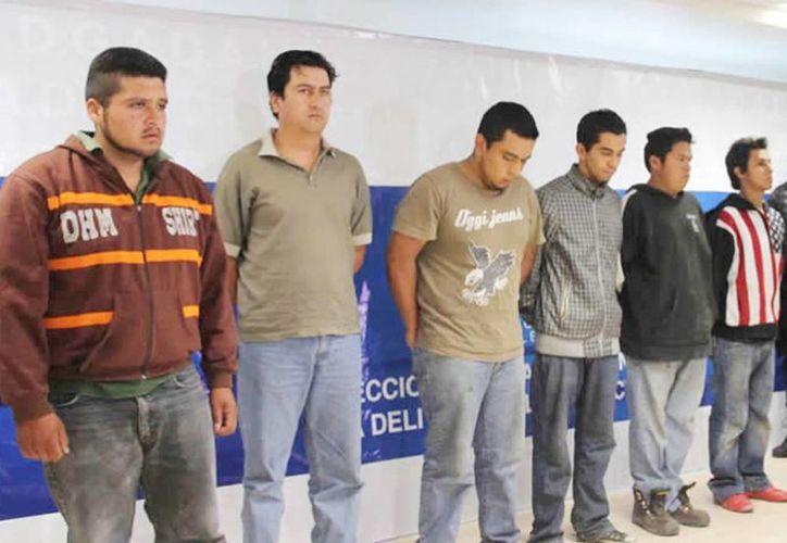 Esta banda está relacionada con otro plagios en Puebla  y Veracruz. (diariocambio.com.mx)