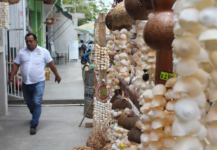 Los atractivos turísticos del sur de Quintana Roo se lucirán en la feria del remate del Paseo de Montejo, de Mérida, este sábado. (Joel Zamora/SIPSE)