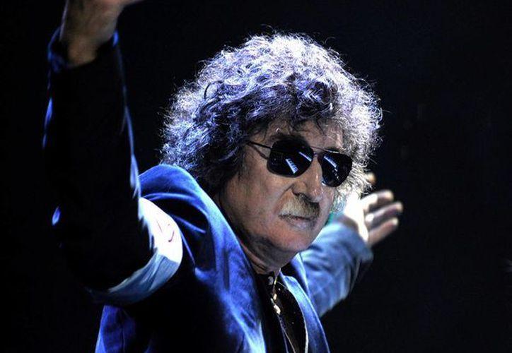 En 2012, Charly García se desvaneció durante un recital en la provincia argentina de Córdoba. (Agencias)