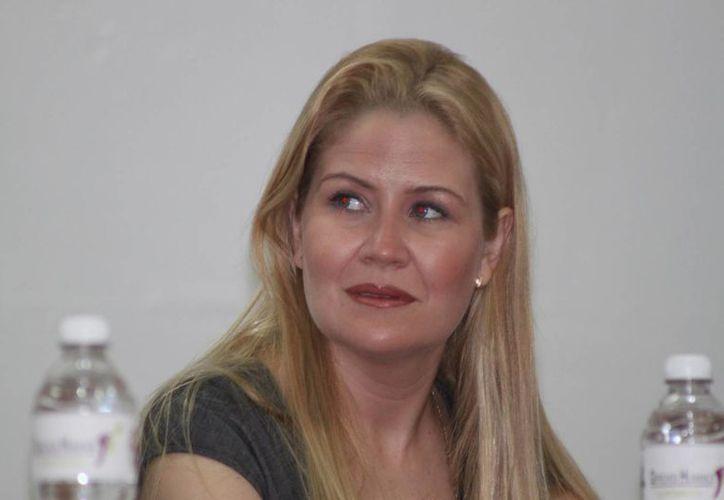 Adriana Isla de González, presidenta de la Comisión para los Derechos Humanos del Estado de Quintana Roo (Cdheqroo).