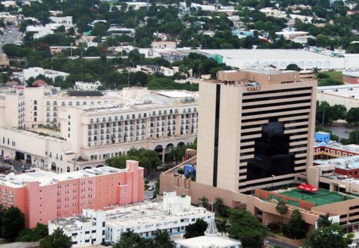 La entidad cuenta en la actualidad con 12 mil 427 habitaciones de hotel; el 75 por ciento de estos espacios se encuentran en Mérida. (Archivo/ Milenio Novedades)