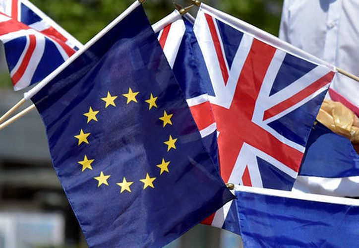 Actualmente el Reino Unido está negociando los términos de su separación de la Unión Europea. (Foto: Milenio)