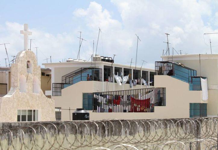 En el Centro de Retención Municipal de Playa del Carmen se pretende reorganizar la ubicación de los reos según su grado de peligrosidad. (Redacción/SIPSE)