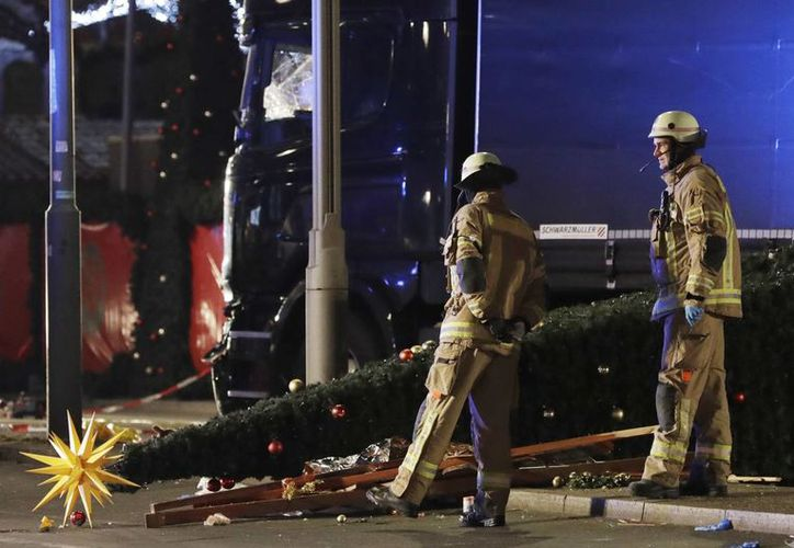 Hasta el momento, la cifra de lesionados por el hecho es de 50 personas. (AP/Michael Sohn)