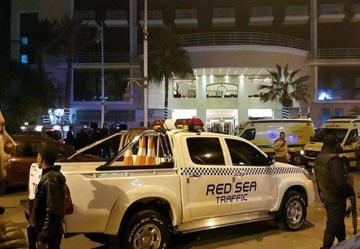 Al menos dos turistas austríacos y otro sueco resultaron heridos en un ataque registrado en una de las ciudades más turísticas de Egipto. (EFE)