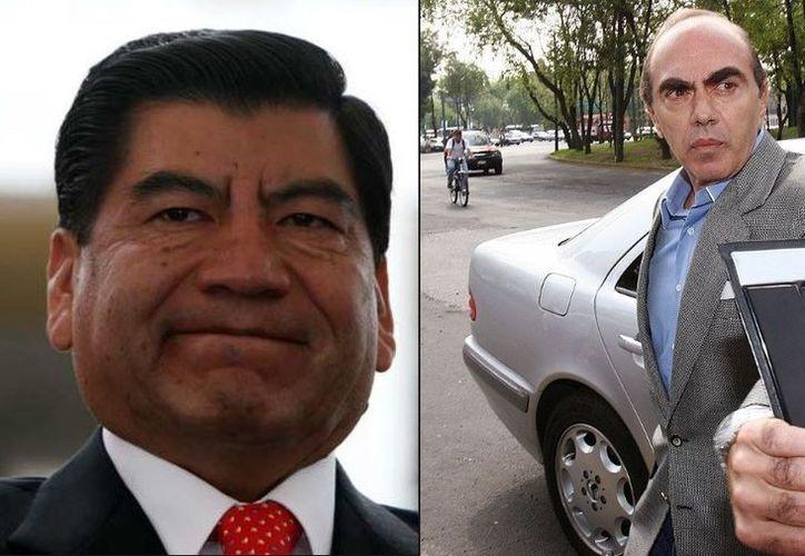 Se ha girado una orden de aprehensión contra el exgobernador de Puebla, Mario Marín y el empresario Kamel Nacif por tortura contra la periodista Lydia Cacho. (Noticieros Televisa)
