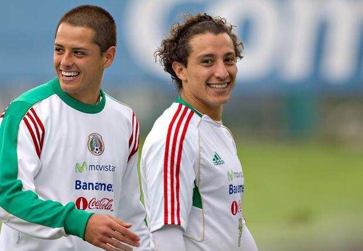 Dos de los convocados para enfrentar a Honduras y Estados Unidos. (deportes.terra.com)
