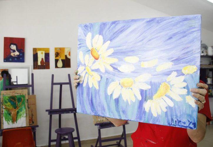 El organismo planea una exhibición de arte el próximo 14 de marzo. (Yajahira Valtierra/SIPSE)