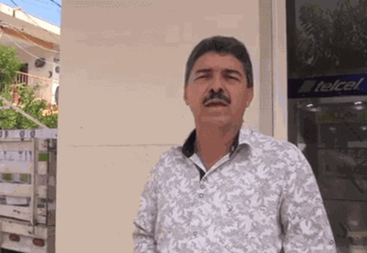 El activista Salvador Magaña fue secuestrado para luego aparecer asesinado este fin de semana. (Foto: Debate)