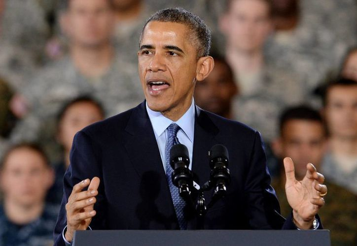 Obama aseguró que el plan de protección del Ártico busca ayudar a vivir a especies como el caribú y el oso polar. (EFE/Archivo)