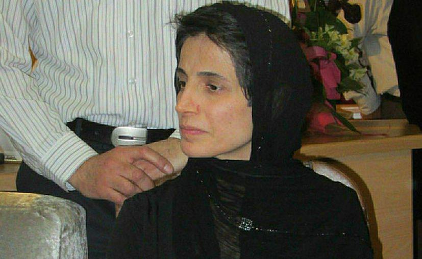 La abogada se manifestó en contra de la pena de muerte en Irán. (Globallookpress)