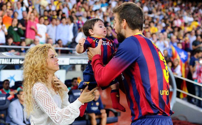 El segundo hijo de Shakira y Piqué nacerá este jueves | Noticias de ...